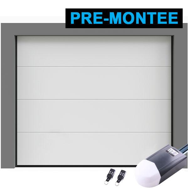 Porte de garage Pi/èces Standard int/érieur Bouton poussoir