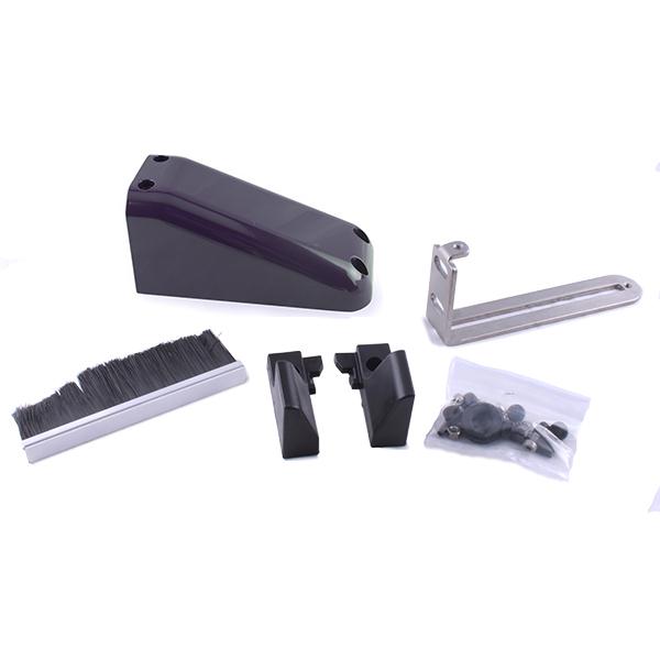 portail aluminium coulissant gris 7016 promotion cl07 portail coulissant. Black Bedroom Furniture Sets. Home Design Ideas