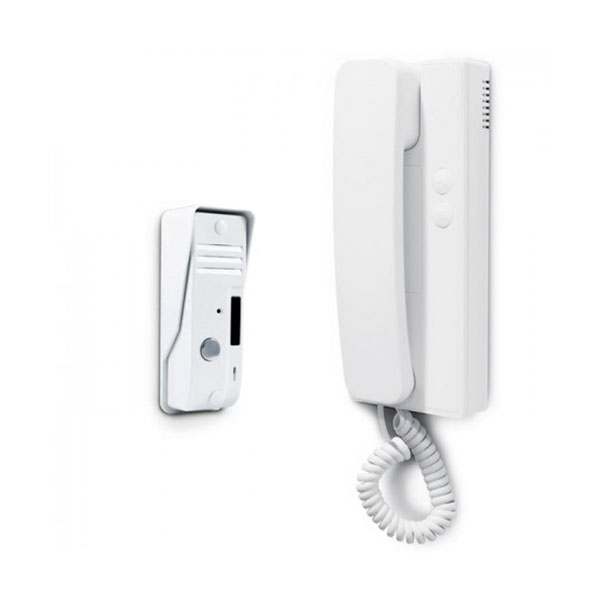 Interphone avidsen 112110 blanc
