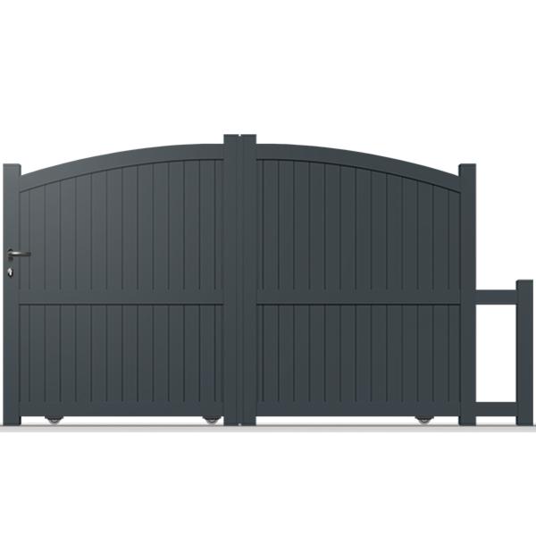 portail alu soldes cool latest design soldes portail soldes portail alu coulissant solde. Black Bedroom Furniture Sets. Home Design Ideas