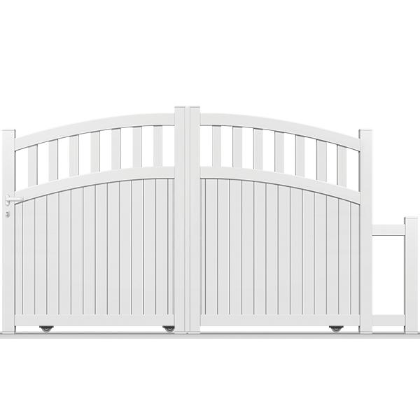 portail aluminium coulissant semi modern sm06 portail coulissant semi modern. Black Bedroom Furniture Sets. Home Design Ideas