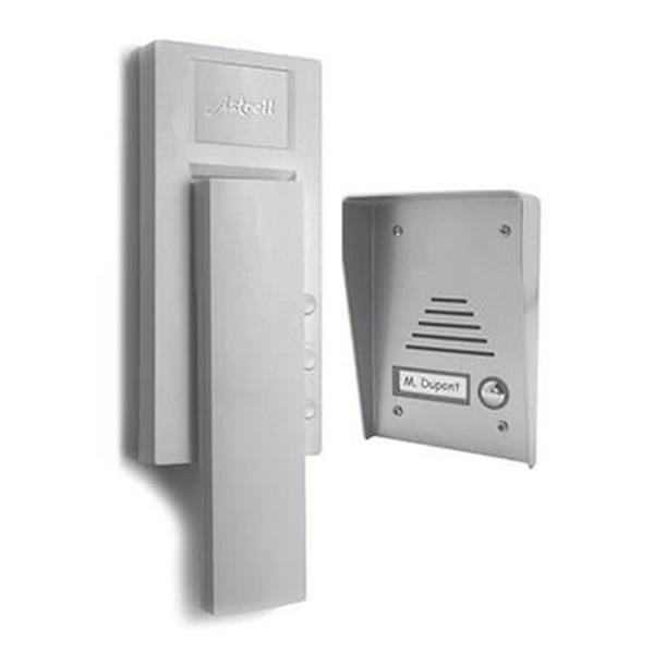 interphone filaire pour portail aluminium accessoires. Black Bedroom Furniture Sets. Home Design Ideas