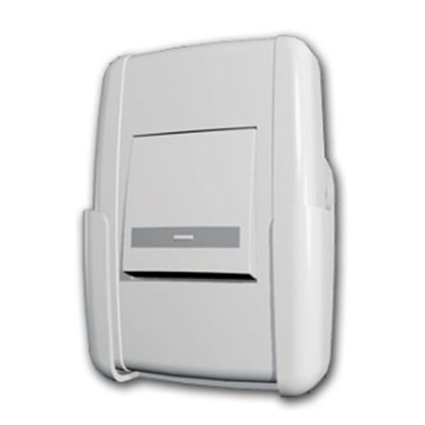 Bouton poussoir radio pour porte de garage sectionnelle for Digicode sans fil pour porte de garage