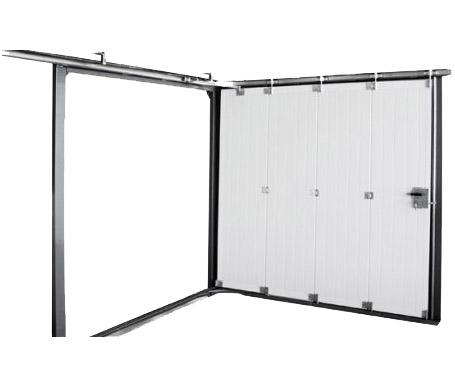 porte de garage coulissante lat rale rainures porte lat rale standard. Black Bedroom Furniture Sets. Home Design Ideas