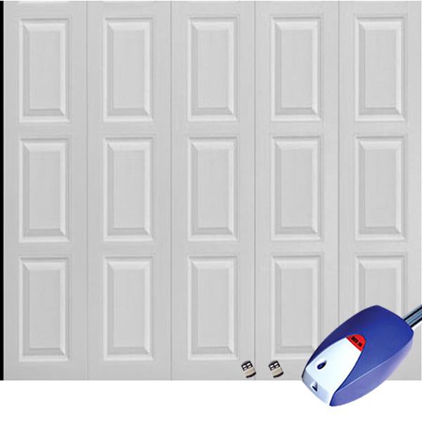 Porte de garage lat rale motoris e cassettes porte - Prix porte de garage laterale motorisee ...