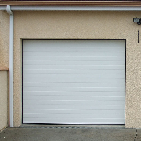 Porte garage standard id es de d coration et de mobilier for Decoration pour porte de garage