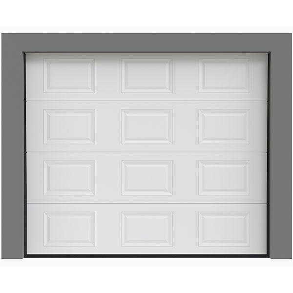 Porte De Garage Sectionnelle Standard Pas Cher