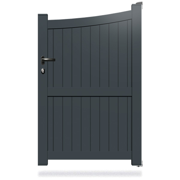 portillon gris anthracite BA13