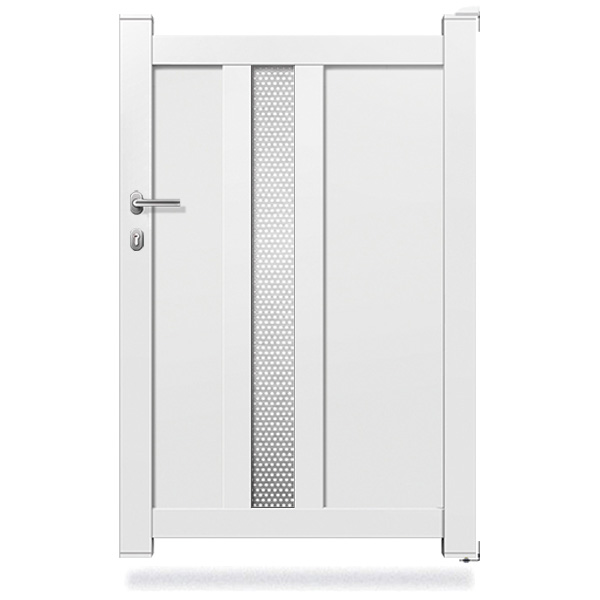 Portillon aluminium MD04