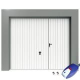 porte de garage basculante avec portillon porte de garage basculante avec portillon int gr. Black Bedroom Furniture Sets. Home Design Ideas