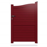 Portillon aluminium CL16