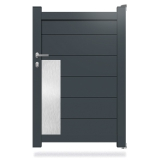 Portillon aluminium DS01