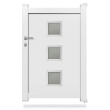 Portillon aluminium DS03