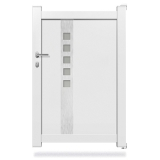 Portillon aluminium DS06