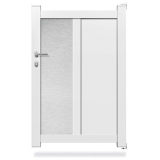 Portillon aluminium DS12