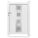 Portillon aluminium DS14