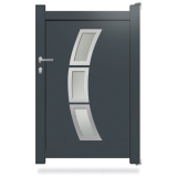 Portillon aluminium DS19