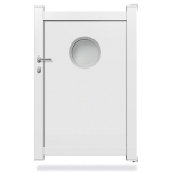 Portillon aluminium DS20