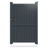 Portillon aluminium CL03