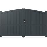porte de garage et portail aluminium destockage. Black Bedroom Furniture Sets. Home Design Ideas