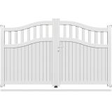 portail aluminium battant portail battant en aluminium direct usine. Black Bedroom Furniture Sets. Home Design Ideas