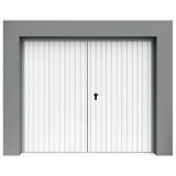 Porte de garage porte de garage sectionnelle haute for Porte garage discount