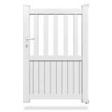 Portillon aluminium CL01