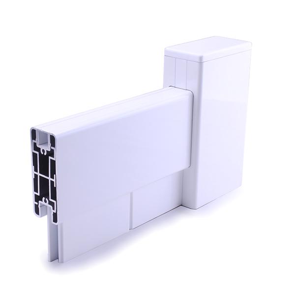 portail aluminium chapeau de gendarme sm05 portail aluminium battant. Black Bedroom Furniture Sets. Home Design Ideas