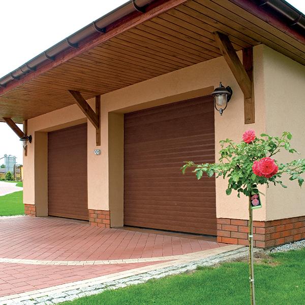 Porte de garage enroulable aluminium 240 x 200 ch ne fonc for Porte de garage 220 x 200