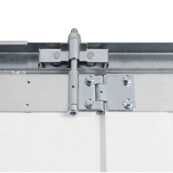 Galet de porte de garage lat rale galet double de porte for Neo10 porte garage