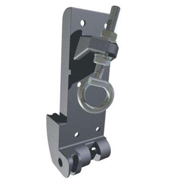 Sabot bas en aluminium pour porte de garage sectionnelle porte sectionnelle - Porte sectionnelle aluminium ...