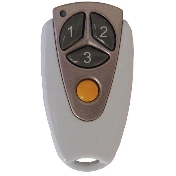 T l commande neo qk pour porte de garage et portail for Meme telecommande pour portail et garage