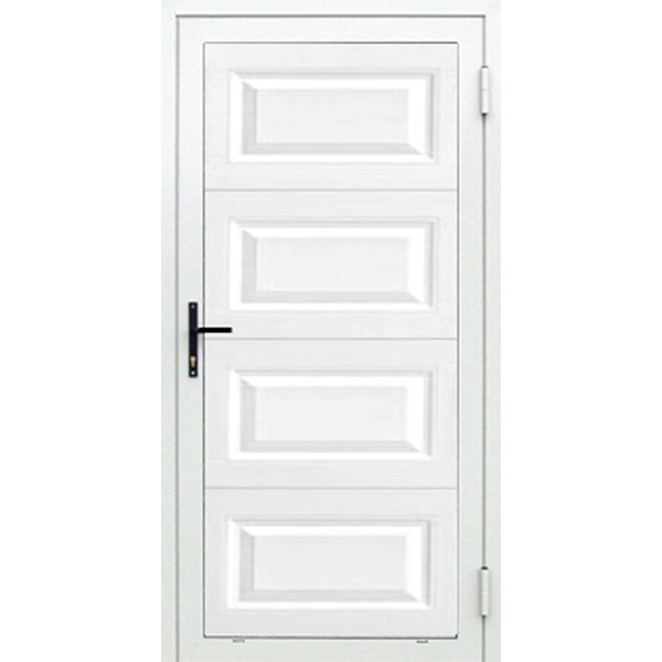 Porte De Service à Cassettes Pour Porte De Garage Sectionnnelle - Portes de service