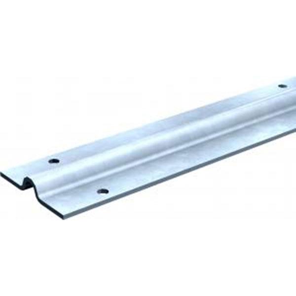Rail de sol pour portail aluminium coulissant pi ces - Rail pour porte de garage coulissante ...