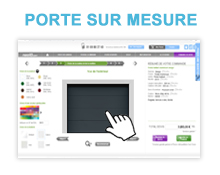 Porte De Garage Sur Mesure Direct Usine